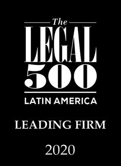 Legal 500 - Leading Firm - Latin America 2020
