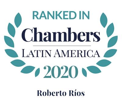 Ranked in Chambers Latin America