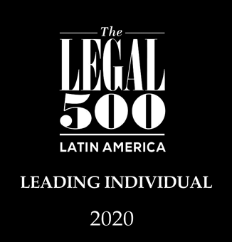 Legal 500 Leading Individual 2020