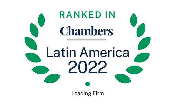 Chambers 2022 - Latin America
