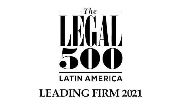 Legal 500 - Leading Firm - Latin America 2021